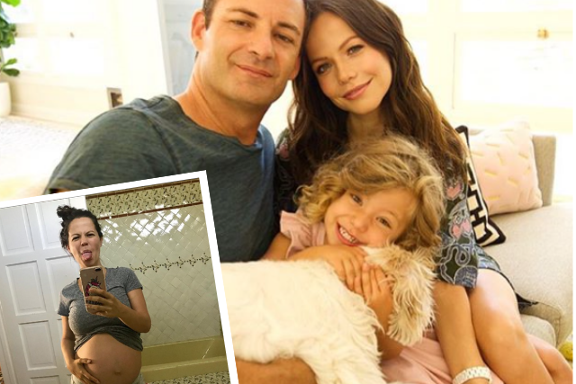 Tammin Sursok welcomes a daughter, her second child with husband Sean McEwan