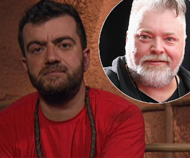 """I'm A Celeb's Sam Dastyari opens up about Kyle Sandilands: """"He saved me from rock bottom"""""""