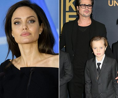 """Shiloh moves in with Brad Pitt, leaving Angelina Jolie """"in tears"""""""