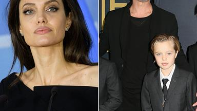 "Shiloh moves in with Brad Pitt, leaving Angelina Jolie ""in tears"""
