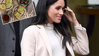 Meghan Markle just threw a secret lunch for one of her besties, complete with smashed avo