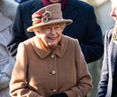 The Queen attends church without Prince Philip following his car crash