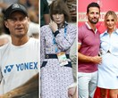 Star gazing at the 2019 Australian Open: The best celebrity moments from the tennis