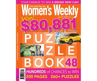 The Australian Women's Weekly Puzzle Book Issue 48