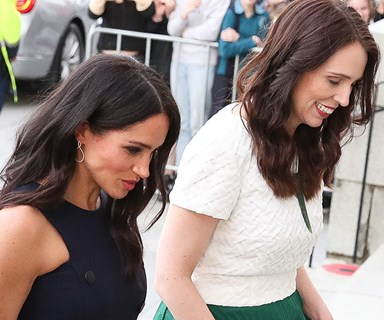 Duchess Meghan just hosted a secret meeting with Jacinda Ardern, and it went down a treat