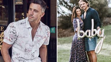 EXCLUSIVE: Bachelor in Paradise's Luke McLeod breaks his silence over Lisa Hyde's pregnancy