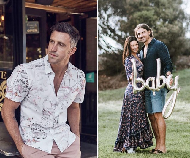 EXCLUSIVE: Bachelor in Paradise's Luke McLeod breaks his silence over Lisa Hyde's pregnancy