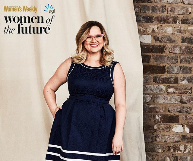 EXCLUSIVE: How Women Of The Future 2018 award winner Sarah Moran is fighting for gender equality