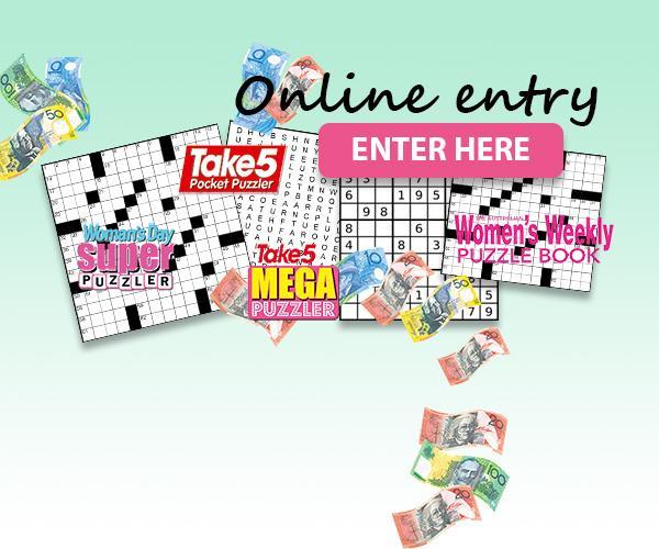 Puzzle magazine online entry