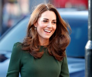 The amazing story behind Duchess Catherine's beautiful green dress