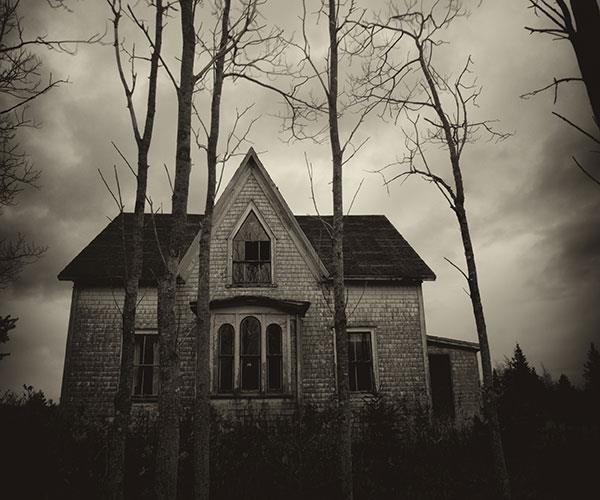 haunted house true story