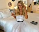 Sophie Monk hopes her children will inherit this feature from boyfriend Joshua Gross