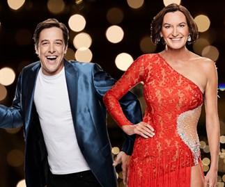"""Dancing With The Stars' Samuel Johnson reveals crush: """"Cassandra Thorburn is banging"""""""