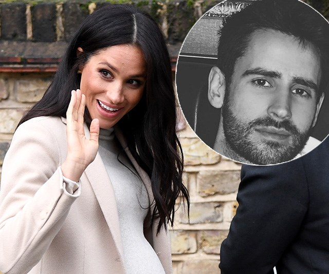 There's a new man in Meghan Markle's life, and the internet is in meltdown