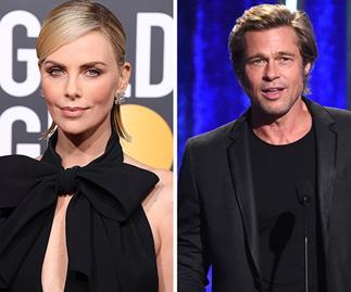 Brad Pitt, Charlize Theron
