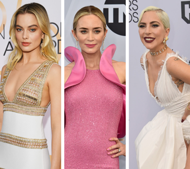 Every single celebrity dress from the 2019 Screen Actors Guild Awards' red carpet