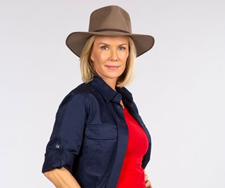 EXCLUSIVE: Why soap icon Katherine Kelly Lang is happy to leave LA for the jungle