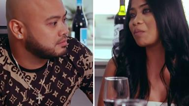 EXCLUSIVE: The real reason why Married at First Sight's Cyrell Jimenez has such a protective brother