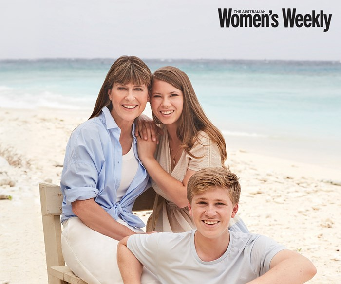 """How Steve Irwin's death made the Irwin family """"stronger"""""""