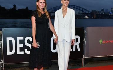 Nicole Kidman brings her mini-me niece Lucia Hawley to the Destroyer premiere