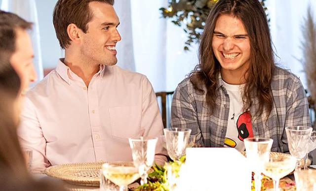 Are My Kitchen Rules' Josh and Austin actors? This acting profile makes us think they could be