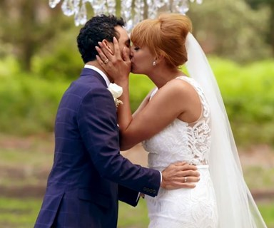 Are Married At First Sight's Jules Robinson and Cameron Merchant still together?