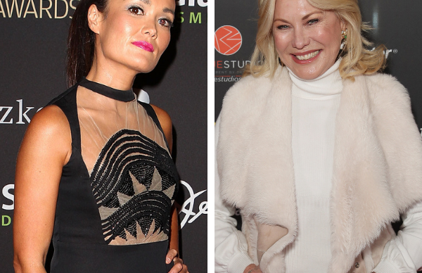 "Kerri-Anne Kennerley's smackdown to Yumi Stynes: ""Seriously unprofessional"""