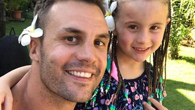 "EXCLUSIVE: Beau Ryan opens up about parenting - ""It's my daughter and I versus the world"""