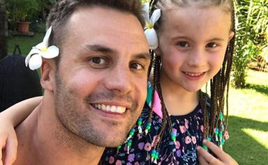 """EXCLUSIVE: Beau Ryan opens up about parenting - """"It's my daughter and I versus the world"""""""