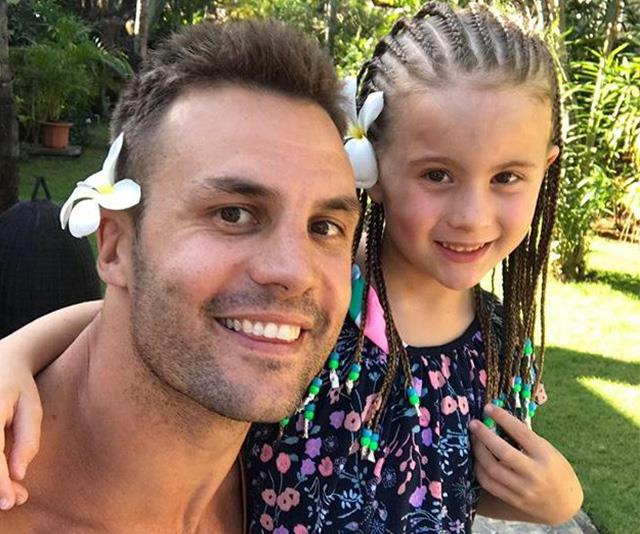 """EXCLUSIVE: Beau Ryan opens up about his parenting style ... """"It's my daughter and I versus the world"""""""