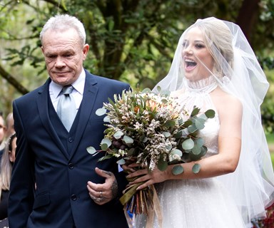Married At First Sight Exclusive: Why Jessika Power's mum wasn't at her wedding
