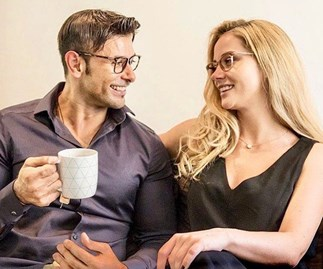 EXCLUSIVE: Married at First Sight's Jessika and Dino cosy up in shock photos from 2017
