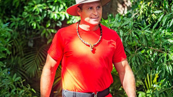 I'm A Celebrity Get Me Out Of Here! star Shane Crawford reveals his greatest struggle in the jungle