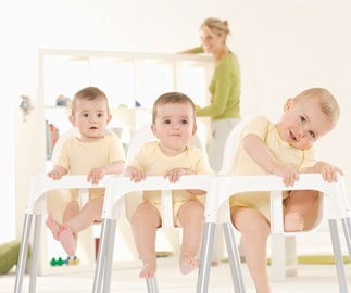 How to raise triplets: 8 sanity-saving tips