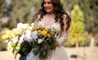 """Married At First Sight's Melissa: """"My wedding wasn't staged!"""""""