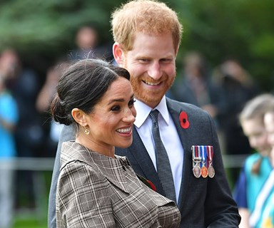 The top names for the Duke and Duchess of Sussex's royal baby, according to the bookies