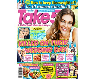 Take 5 Issue 6 Coupon - on sale now!
