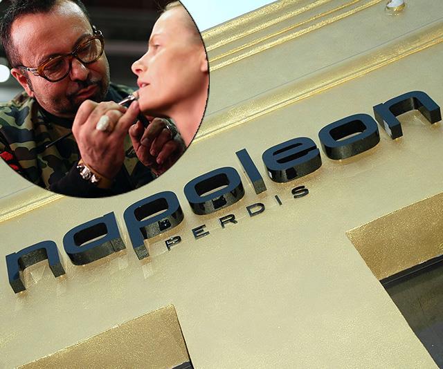 Huge makeup discounts to come following Napoleon Perdis collapse