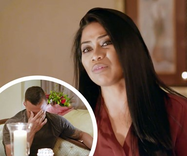 Married At First Sight: Nic's emotional cancer reveal leaves Cyrell in tears