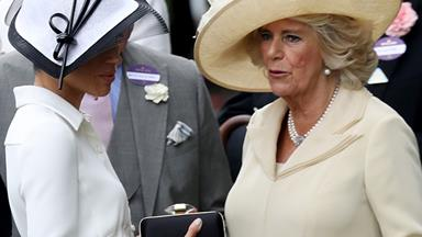 Meghan and Camilla's secret meeting exposed