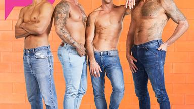 EXCLUSIVE: Your favourite Married at First Sight's grooms strip off