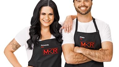 "My Kitchen Rules' Blake Proud: ""I used to weigh 105kg"""