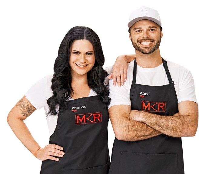 """My Kitchen Rules' Blake Proud: """"I used to weigh 105kg"""""""