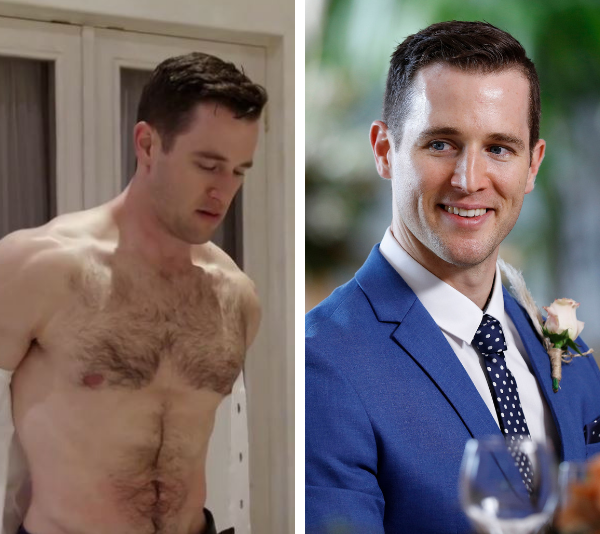 """Married At Sight viewers lose their minds over """"Australia's hottest virgin"""", Matt"""