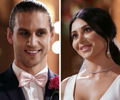 Married At First Sight Exclusive: Martha spills all on wedding night with Michael