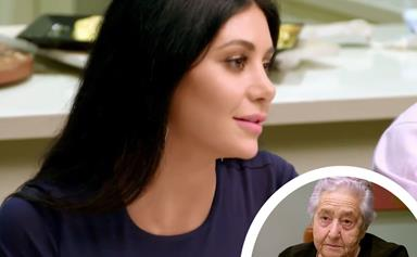 Married At First Sight: Martha's traditional Greek Grandmother steals the spotlight