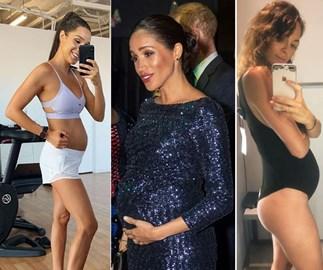 Eva Longoria pregnant