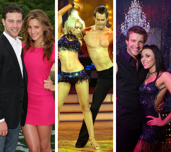 All the couples who hooked up on Dancing With The Stars Australia