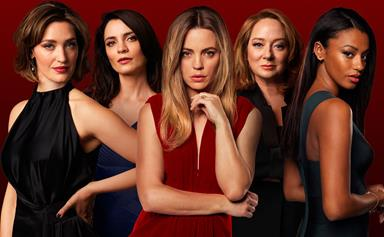Meet the cast of Nine Network's new drama series Bad Mothers