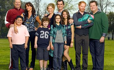 Modern Family: The cast then and now